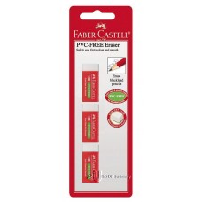 Faber-Castell PVC Free Eraser 7095-30