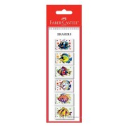 Faber-Castell Fancy Eraser - Fish