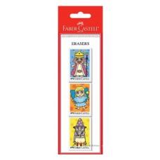 Faber-Castell Fancy Eraser - Kingdom