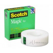 Scotch Magic Tape 810 18mm x 36yds
