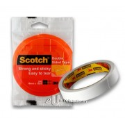 Scotch 200 Double Sided Tape 18mm