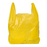 "Plastic Bag With Handle 18"" x 22"""