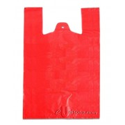 "Plastic Bag With Handle 20"" x 23"""