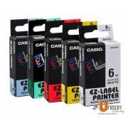 Casio Ez-Label Tape Cartridge 6mm