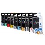 Casio Ez-Label Tape Cartridge 9mm