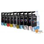 Casio Ez Label Tape Cartridge 12mm