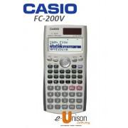 Casio Financial Calculator FC-200V