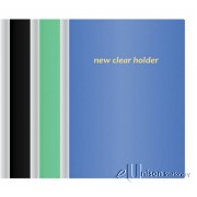 Clear Holder Refillable A4