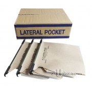 Lateral Filing Pocket