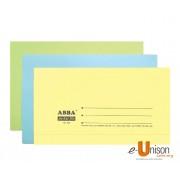 Manilla Pocket File