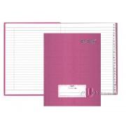 Hard Cover Quarto Index Book 200pgs
