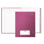 Hard Cover Quarto Index Book 400pgs