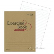 Soft Cover Exercise Book 80pgs