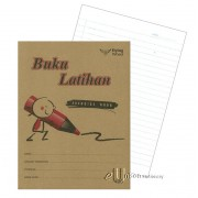 Soft Cover Exercise Book 120pgs