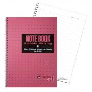 Crown Spiral Note Book S203