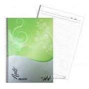 Spiral Note Book A4