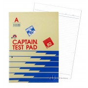 Captain Examination Pad A4