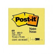 "3M Post-it Note Pad 3"" x 3"""