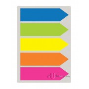 Transparent Sticky Note 5's Arrow
