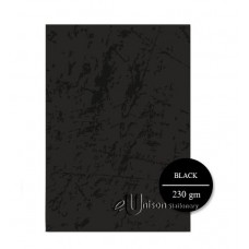 Fancy Card 230gsm A4 Black