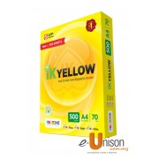 IK Yellow Multi Purpose Paper A4 70gsm 500's