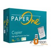Paper One Copier Paper A4 70gsm 500's