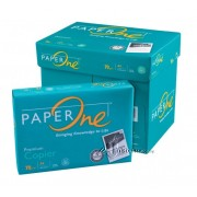Paper One Copier Paper A4 70gsm (box of 5 reams)