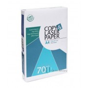 Copy & Laser Copier Paper A4 70gsm 500's (box of 5 reams)