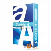 Double A Photocopy Paper A4 70gsm (box of 5 reams)