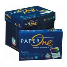 Paper One Premium All Purpose Paper A4 80gsm (box of 5 reams)