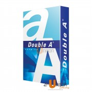 Double A Photocopy Paper A4 80gsm (box of 5 reams)
