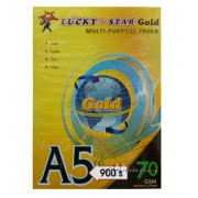 Lucky Star Multi Purpose Paper A5 70gms