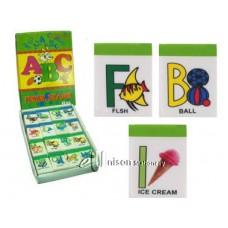 ABC Pencil Eraser