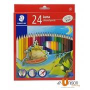 Staedtler Luna Coloured Pencil 24's (L)