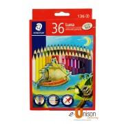 Staedtler Luna Coloured Pencil 36's (L)