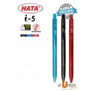 Hata i-5 Semi Gel Pen 0.5mm