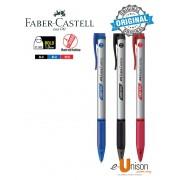 Faber-Castell Grip X10 Retractable Ball Pen