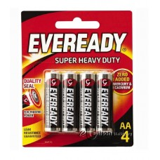 Eveready Super Heavy Duty Battery AA