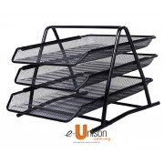 Wire Mesh 3-Tier Tray