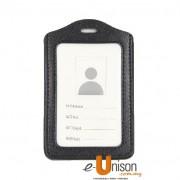 PU ID Card Holder