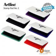Artline Stamp Pad No. 2