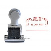 Paid & Date Stamp