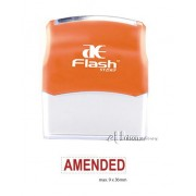 AE Flash Stock Stamp - Amended