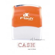 AE Flash Stock Stamp - Cash