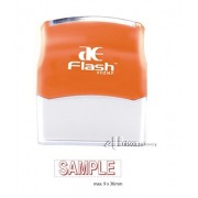 AE Flash Stock Stamp - Sample