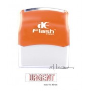 AE Flash Stock Stamp - Urgent