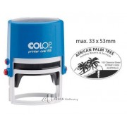 Colop OV55 Self Inking Stamp