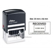 Shiny S829D Self Inking Dater