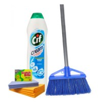 Cleaning Tools & Products