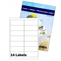 Laser & Copier Labels